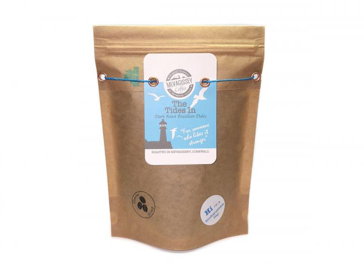 Mevagissey Coffee tides in