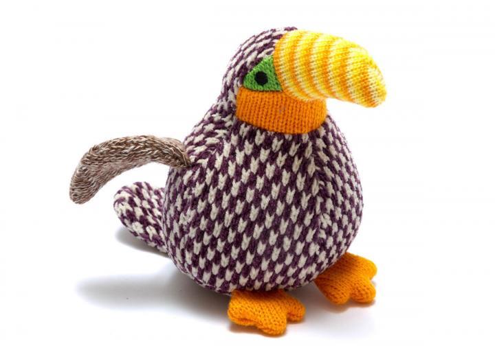 Toucan rattle