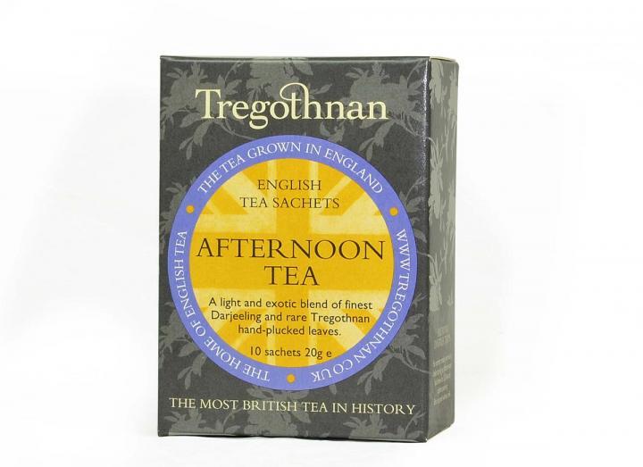 Tregothnan afternoon tea 10 sachets