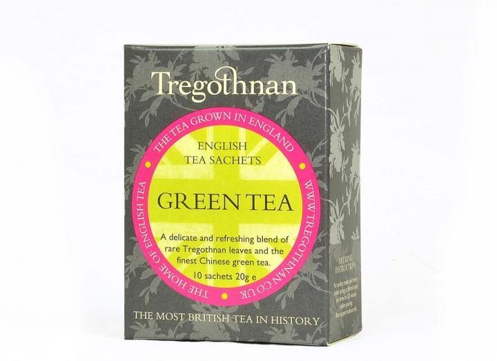 Tregothnan green tea 10 sachets