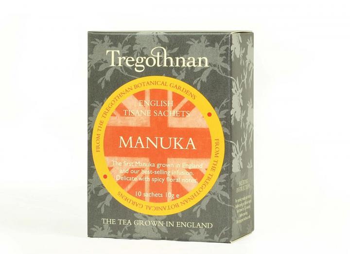 Tregothnan manuka tea 10 sachets