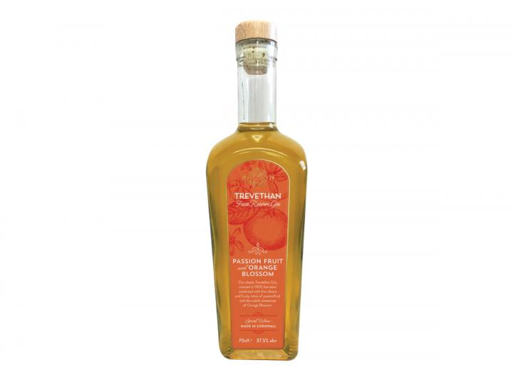 Trevethan passionfruit & orange fruit reserve gin 70cl