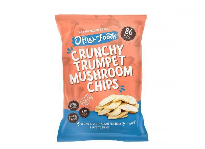Other Foods crunchy trumpet mushroom chips 40g