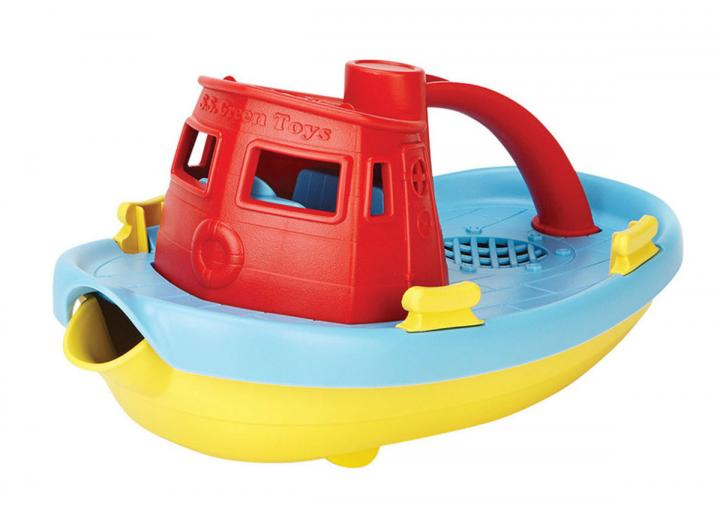 Tugboat recycled plastic