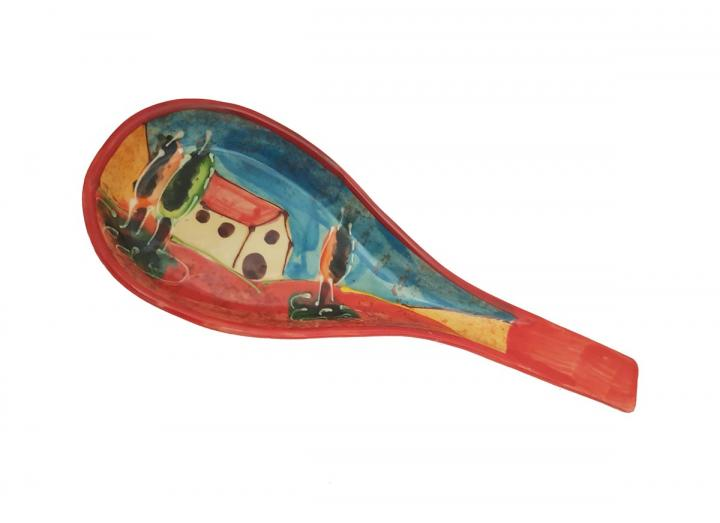 Tuscany spoon rest