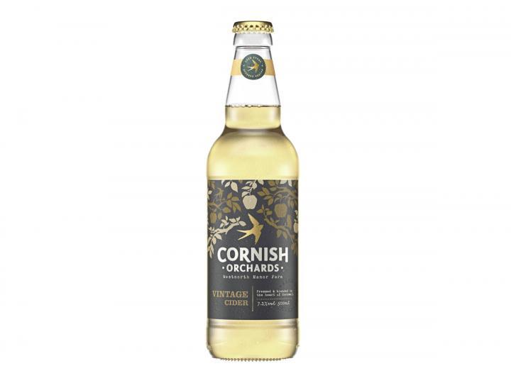 Cornish Orchards vintage cider 500ml