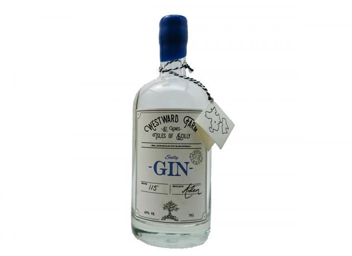 Westward Farm scilly gin