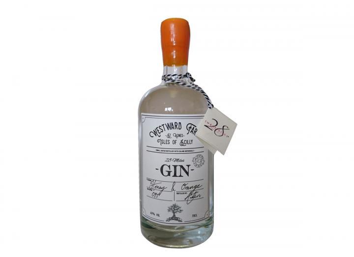 Westward Farm 28 miles gin