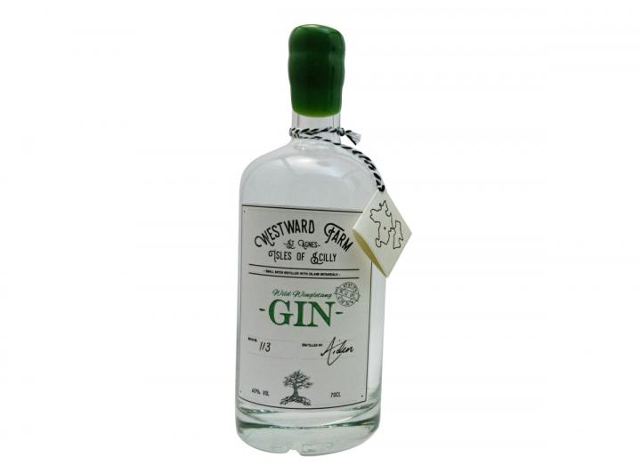 Westward Farm wild wingletang gin