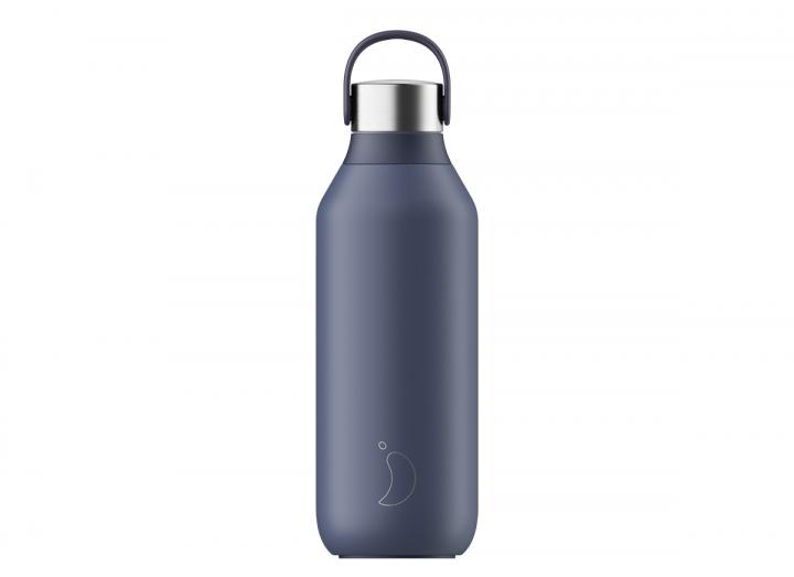 Whale Blue Series 2 Chilly's bottle
