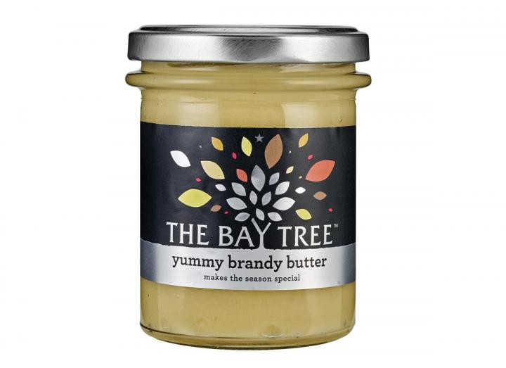 Yummy brandy butter from The Bay Tree