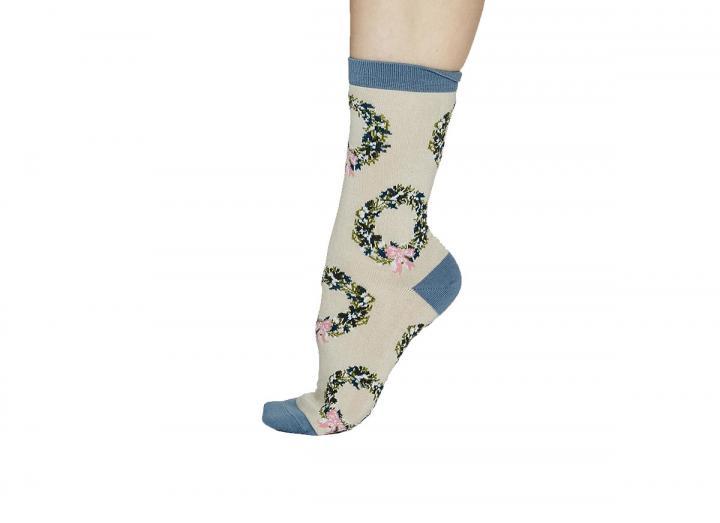 Adella bamboo socks