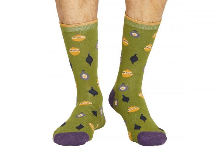 Bauble socks