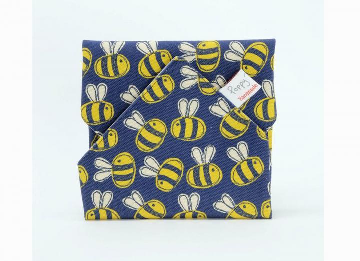 Bee sandwich wrap