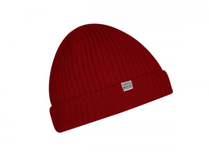 Boo merino wool hat