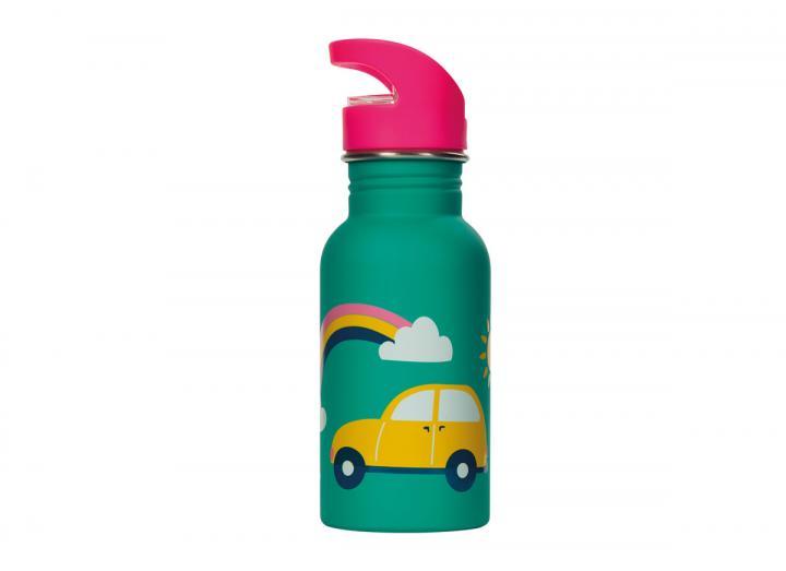 Drinking bottle rainbow roads