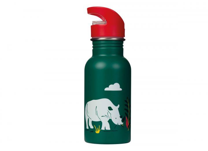 Drinking bottle rhino ramble