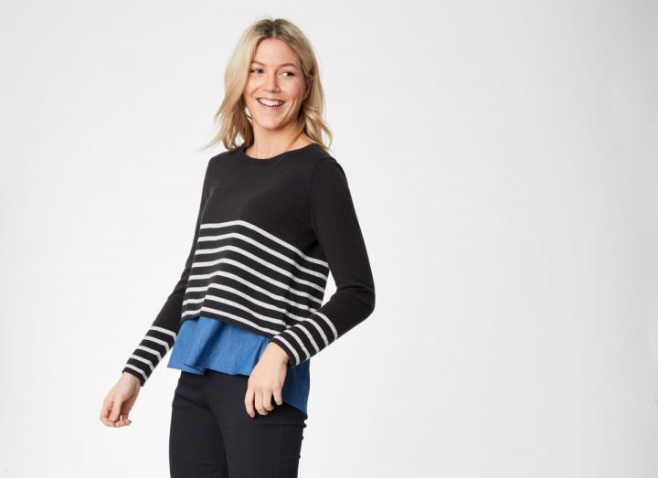 Cartha organic cotton jumper