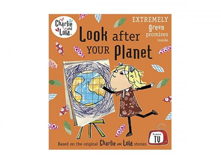 Charlie and Lola look after your planet