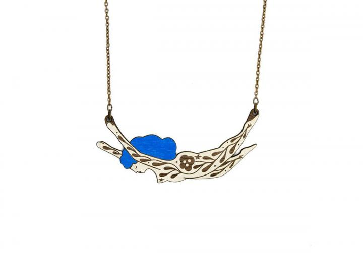 Cosmic women necklace