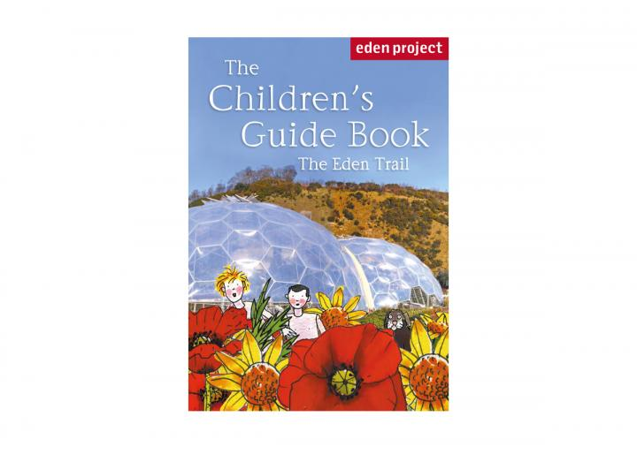 Eden Project children's guide book