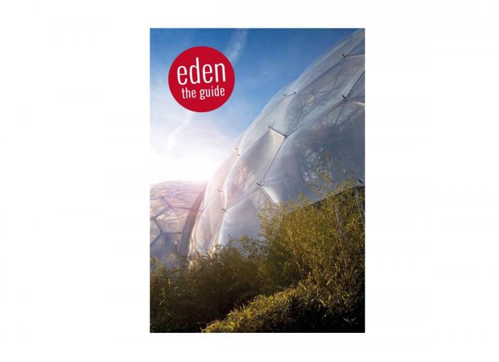 Eden Project guide book