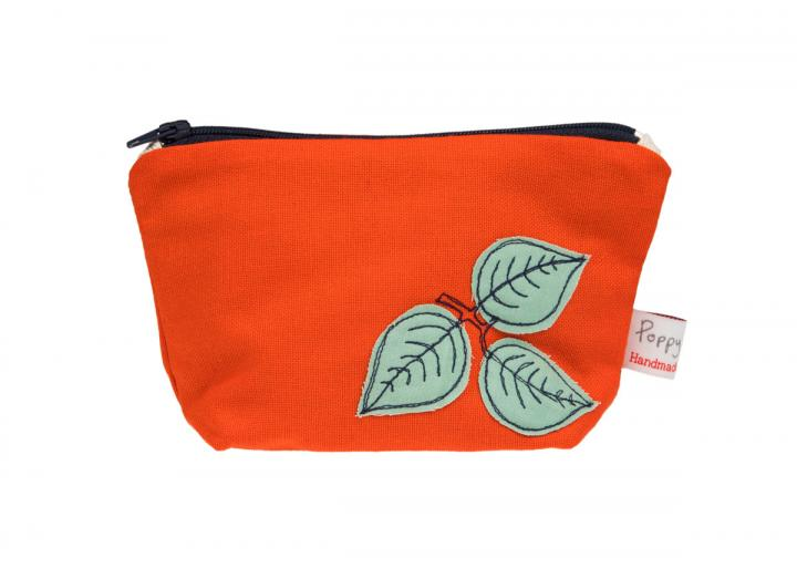 Eden little embroidered make up bag