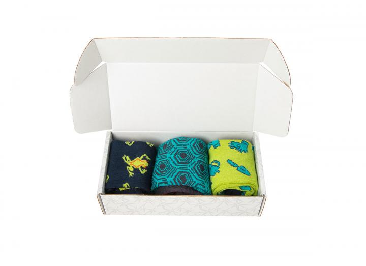Eden men's sock gift box