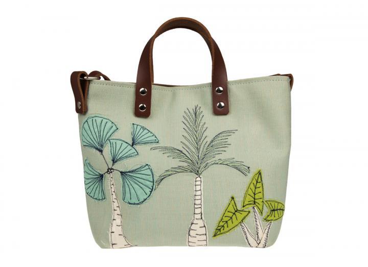 Eden mini sketchbook tote bag