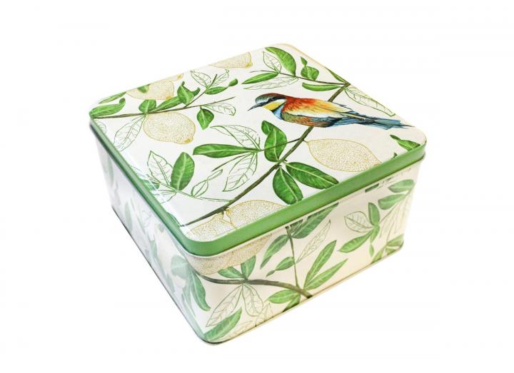 Eden Project set of nested tins