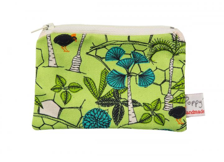 Eden printed small useful purse