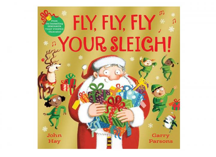 Fly fly fly your sleigh