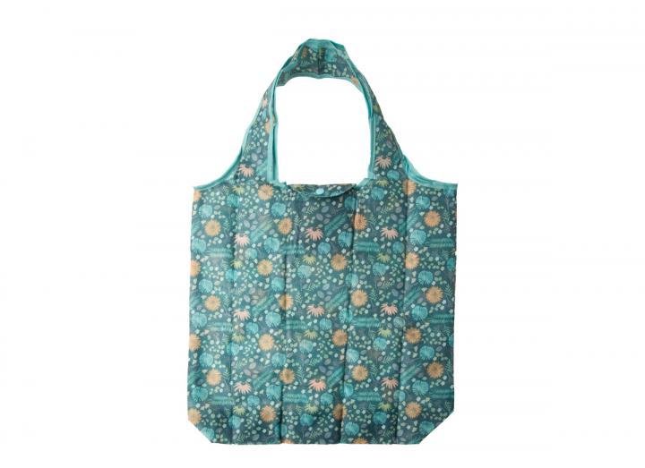 Fold away bag floral