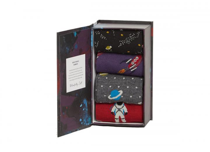 Galactic sock box