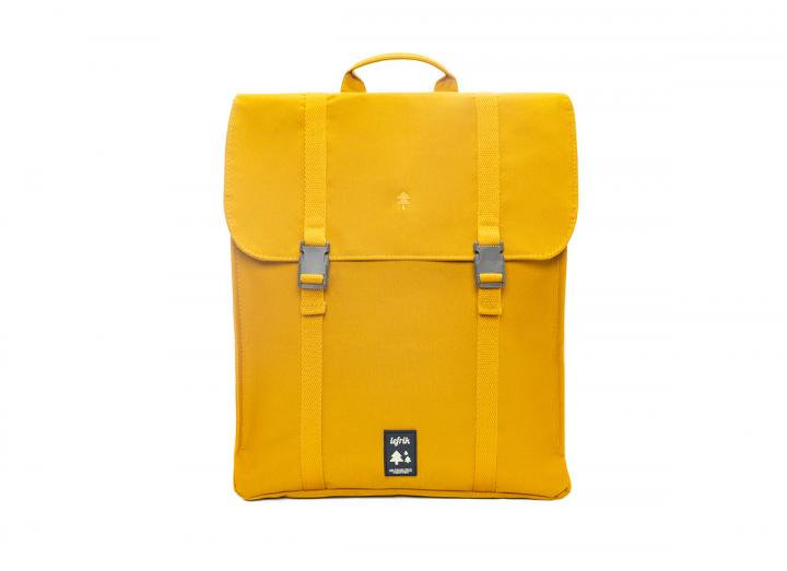 Handy backpack mustard