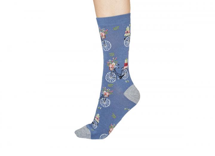 Helen bicycle socks