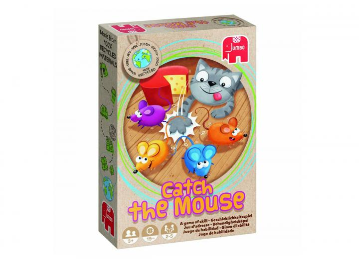Catch the mouse game