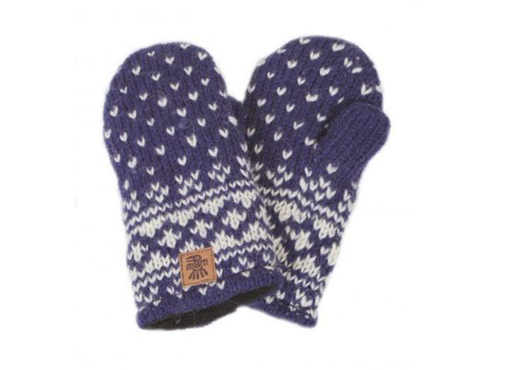 Kids bergen mitts