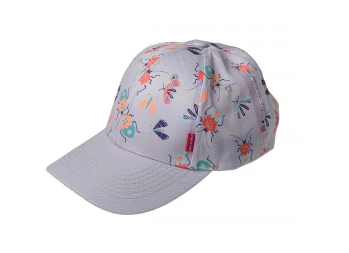 Kids bug print cap