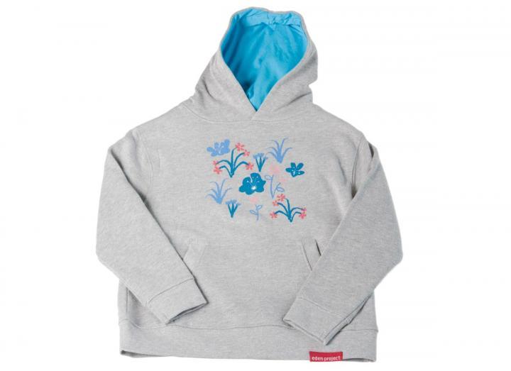 Kids hoodie floral