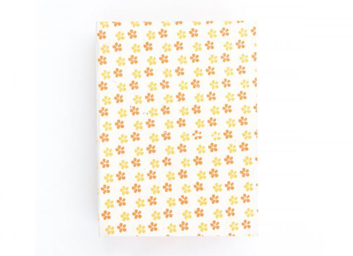 Large lokta journal daisies