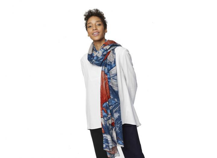 Lyme scarf