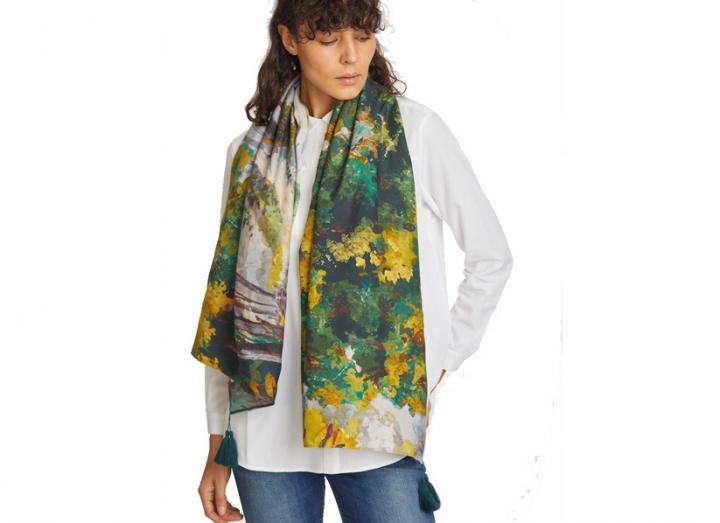 Maiken scarf