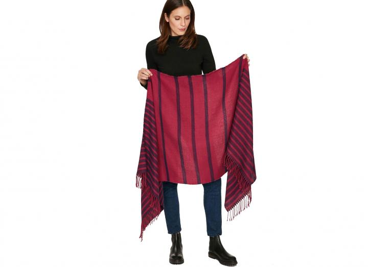 maurice recycled polyester scarf