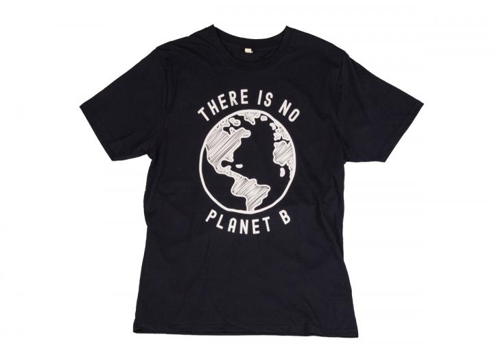 Men's there is no planet b t-shirt