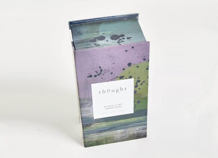 Montfield bamboo sock gift box