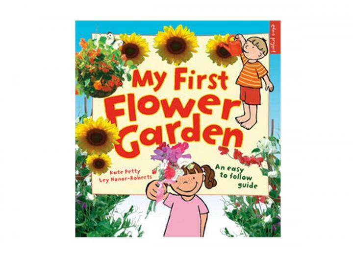 My first flower garden