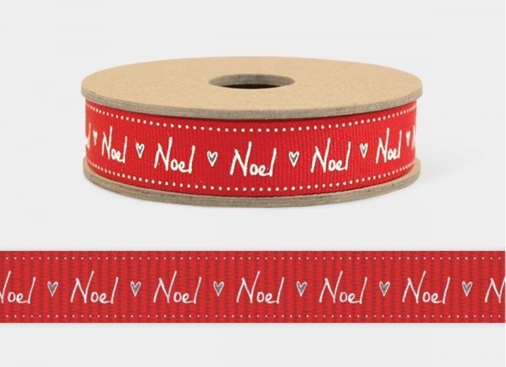 Noel ribbon