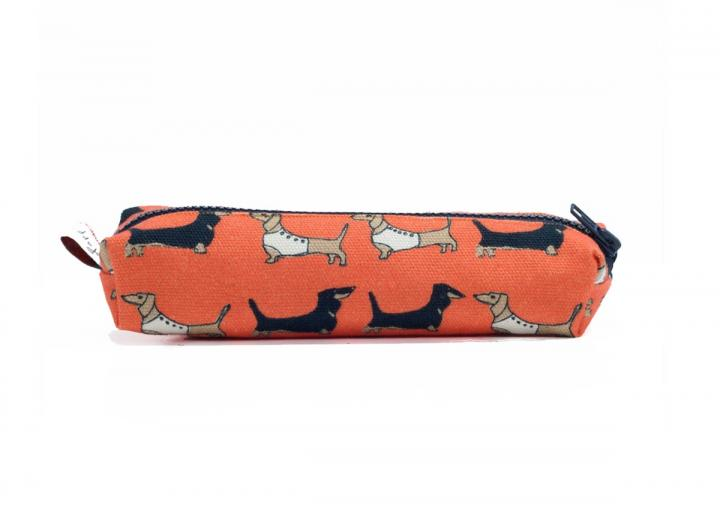 Pencil case darling dachshunds