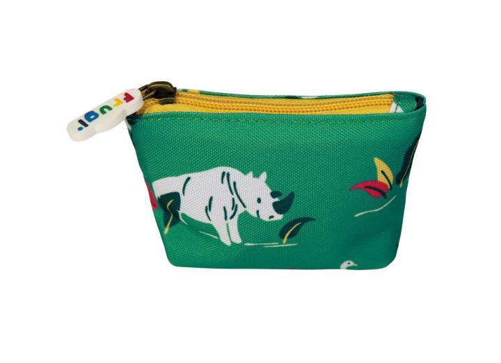 Perry coin purse rhino ramble
